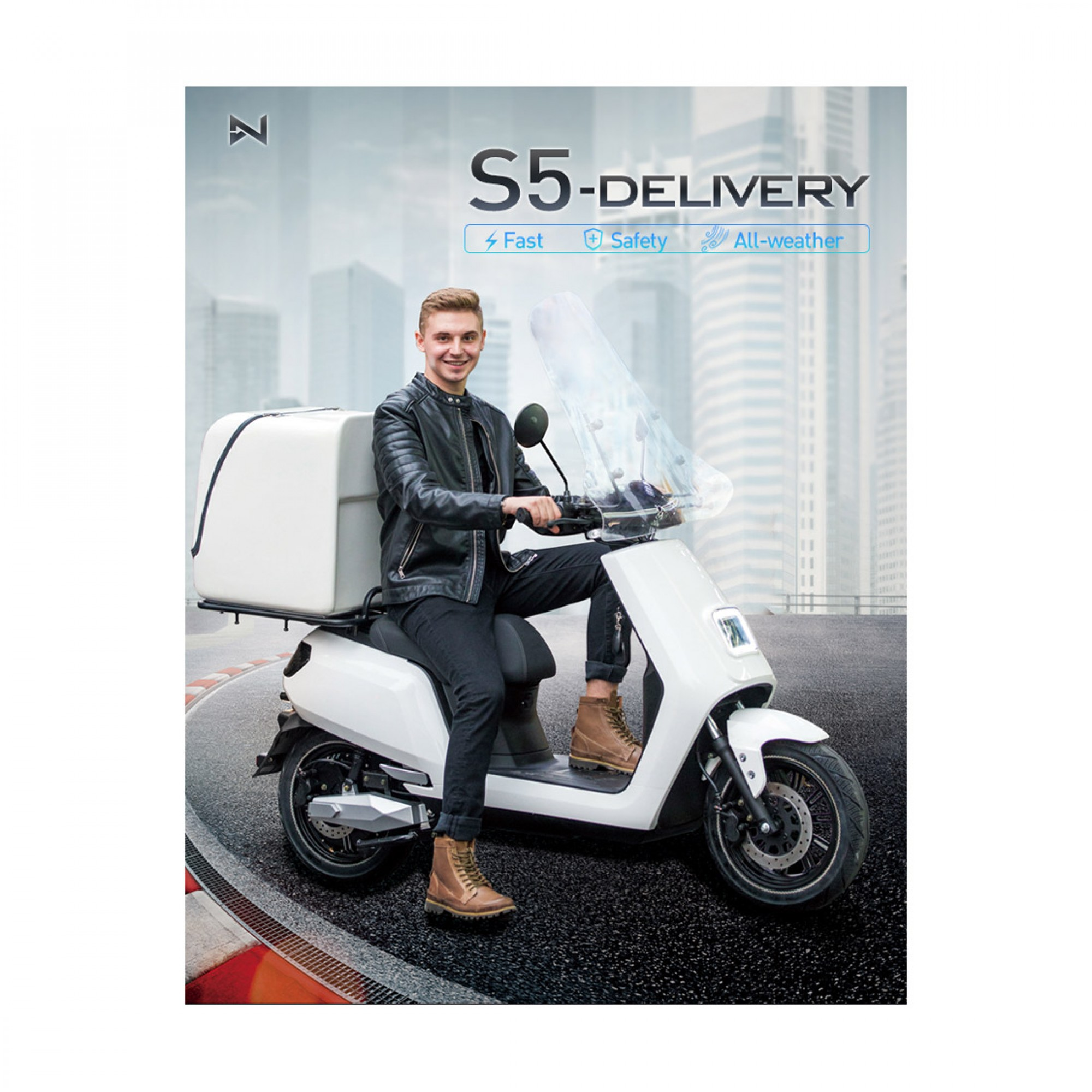 S5 Delivery Lvneng